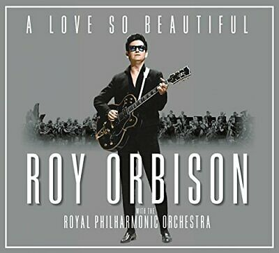 $7.48 • Buy A Love So Beautiful: Roy Orbison & The Royal Philharmonic Orchestra -  CD BLLN