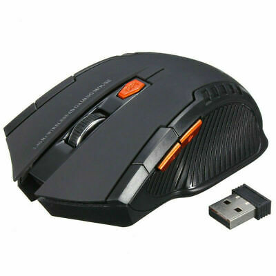 AU9.99 • Buy 2.4GHz Wireless Optical Mouse Gamer Mice USB Receiver Mouse PC Gaming Laptop