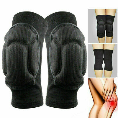 1 Pair Professional Construction Knee Pads Safety Leg Protectors Work Comfort • 7.89£