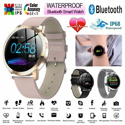 AU52.99 • Buy Women Men Waterproof Bluetooth Smart Watch Phone Mate For IPhone Android IOS AU
