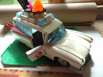 Original Vintage Ghost Busters ECTO 1 Car 1984 Columbia Pictures   • 29.99£