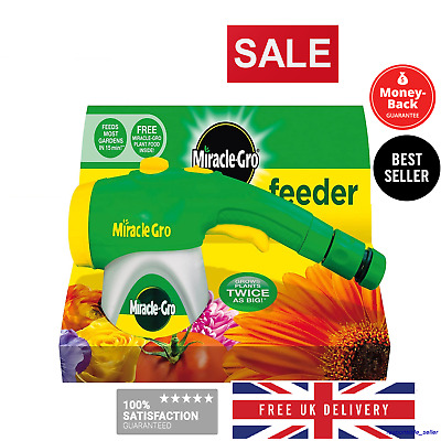 Miracle-Gro Feeder With 200g All Purpose Soluble Plant Food Grow Plants Bigger • 14.35£