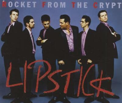 Rocket From The Crypt Lipstick UK 2-CD Single (Double CD Single) ELM48CDS1/2 • 14.40£