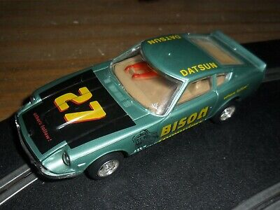 Scalextric Rare Vintage C53 Nissan Datsun 260z Touring / Rally Car Superb & Fast • 9.50£