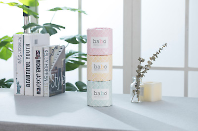 AU40 • Buy Babo100% Bamboo Toilet Paper - 32 Rolls Unbleached/ Chemical-free/ Ultra Soft