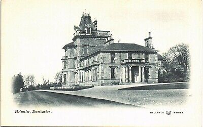 Dumbarton. Helenslee In Reliable Series. Hall/Country House. • 8.50£