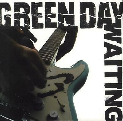 Green Day Waiting - Light Blue Vinyl 7  Vinyl Single Record USA AR019 • 18.95£
