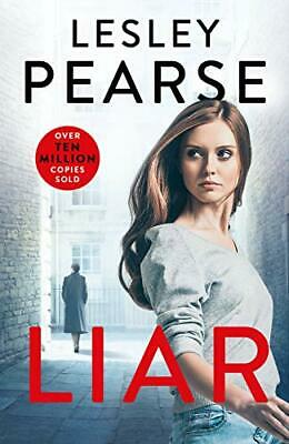 £3.59 • Buy Liar: The Sunday Times Top 5 Bestseller By Pearse, Lesley Book The Cheap Fast