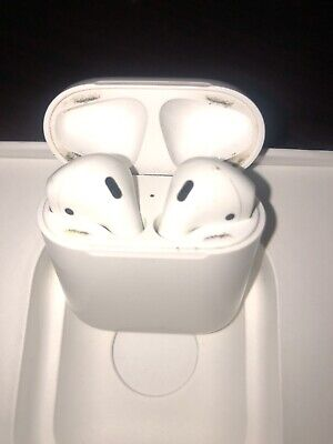 $ CDN58.19 • Buy Apple MMEF2AM/A AirPods With Charging Case - White