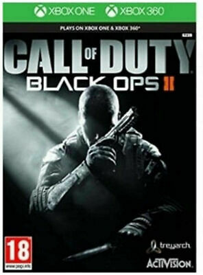 £14.99 • Buy CALL OF DUTY BLACK OPS 2 II XBOX 360 / Xbox One EXCELLENT 1st Class FREE Delivry
