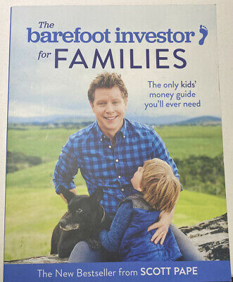 AU15.99 • Buy The Barefoot Investor For Families