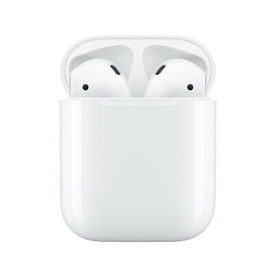 $ CDN135.32 • Buy Apple AirPods 1st Generation With Charging Case & Box - White - Used