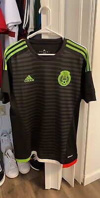 $40 • Buy Mexico Soccer Home Jersey 2015