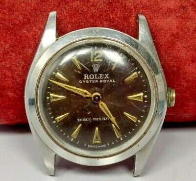 $ CDN924.76 • Buy 1960's Vintage Rolex Oyster Ref 5020 Non-Working Watch For Spare Parts