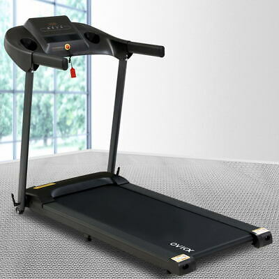 AU339.95 • Buy OVICX Electric Treadmill Home Gym Exercise Machine Fitness Equipment Compact