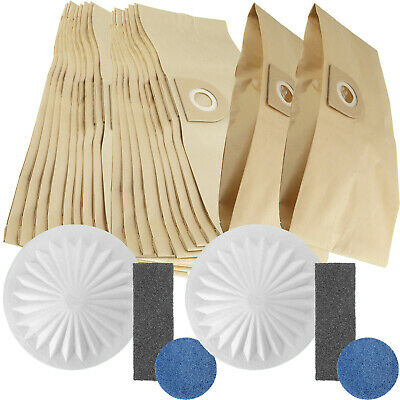 20 X Vacuum Cleaner Dust Bags & 2 Filter Sets For Vax 3 In 1 Multifunction 6131 • 11.89£