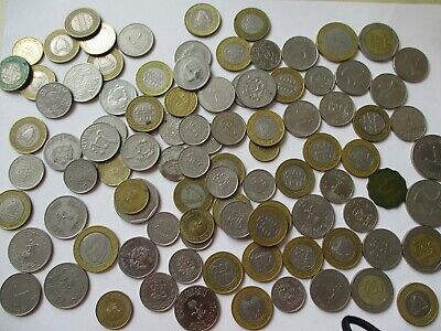 Job Lot Of Middle Eastern Foreign Coins  • 1.99£