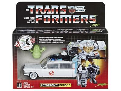 Transformers Ghostbusters Ectotron ECTO-1 NEW • 56.97£