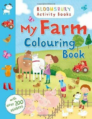 £2.69 • Buy My Farm Colouring Book (Chameleons) By Bloomsbury Book The Cheap Fast Free Post