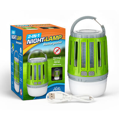 £12.99 • Buy Electric Insect Killer Trap UV Light Tent Lamp Mosquito Fly Bug Zapper Catcher