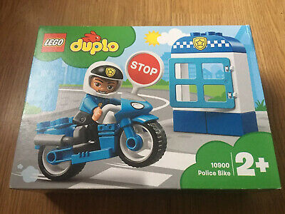 Lego Duplo 10900 Police Bike. Childs Toy 2+ - Brand New Selaed.  • 0.99£
