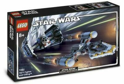 AU599 • Buy NEW Lego Star Wars 7262 TIE Fighter And Y-wing (TRU Exclusive Re-release) SEALED