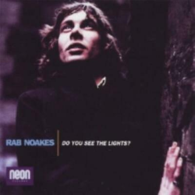Rab Noakes: Do You See The Lights? =CD= • 15.99£