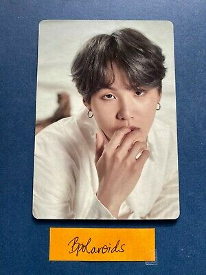 $13 • Buy BTS Map Of The Soul Tour Official Suga Photocard 3/8 *US Seller*