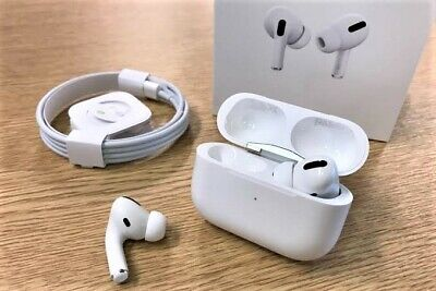 $ CDN114.12 • Buy Apple AirPods Pro With Wireless Charging Case White