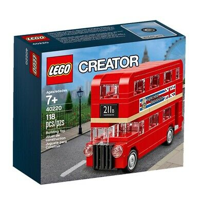 $ CDN42 • Buy LEGO Creator Double Decker London Bus 40220