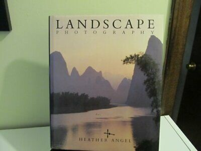 Landscape Photography, Heather Angel, Used; Good Book • 3.48£