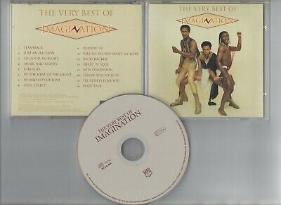 Imagination ~the Very Best Of Imagination~ (greatest Hits Cd) *free P&p* • 6.79£