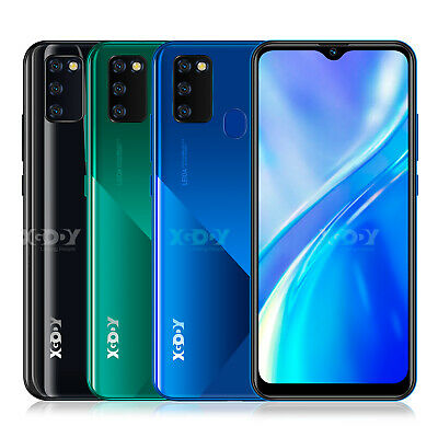 AU147.89 • Buy XGODY S20+ 4G LTE 16GB Android 9.0 Unlocked Mobile Smart Phone 2SIM 8MP 6.6 In