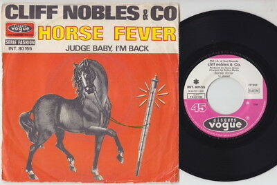 £14.99 • Buy Cliff NOBLES & CO. * 1968 Northern SOUL R&B MOD Dancer * French 45 * Listen!