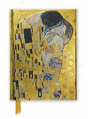 $ CDN20.94 • Buy Klimt. Kiss. (Foiled Journal) (Flame Tree Notebooks) By Publishing New..