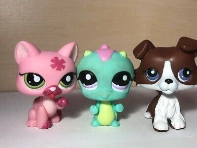 Lps Lot Of 3 • 10£