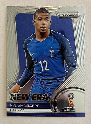 $ CDN99.99 • Buy 2018 Panini Prizm World Cup New Era Kylian Mbappe Rookie Card - France