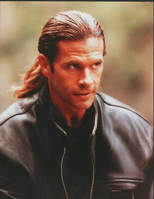 Lorenzo Lamas 8x10 Color Glossy Photo • 4.40£