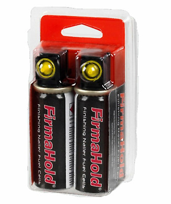 FirmaHold Gas Fuel Cells 2 Pack For 2nd Fix Finishing Nailer Fits Paslode IM250 • 11.95£