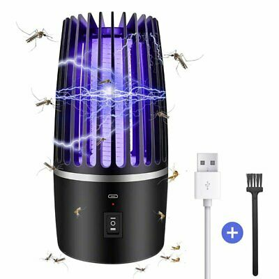 Indoor Electric Fly Zapper Insect Mosquito Killer UV Lamp Bug Pest Catcher Trap • 9.89£