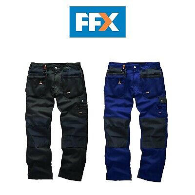Scruffs Worker Plus Trousers Various Colours Sizes Hard Wearing Work Trade Site • 29.42£