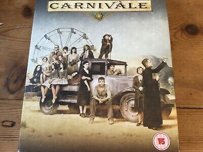 Carnivale. Complete First Series . Cert 15 • 7£
