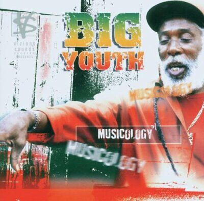 Big Youth - Musicology - Big Youth CD IAVG The Cheap Fast Free Post The Cheap • 15.84£
