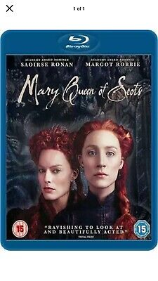 Mary Queen Of Scots Blu-ray New • 7£