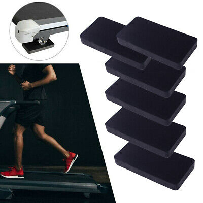 AU38.95 • Buy 6x Non-Slip Shock Absorbing Treadmill Mat Cushion Sound Insulation Exercise New