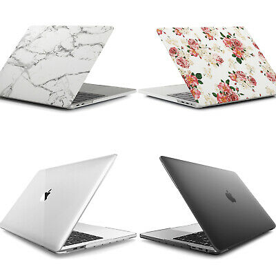 $19.99 • Buy 2017 Apple MacBook Pro 13 15 Inch Touch Bar Marble Rubberized Hard Case Cover US
