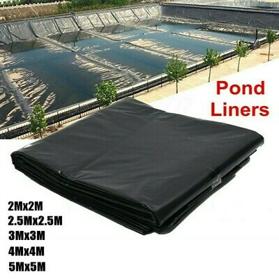Pond Liner 30 Year Guarantee - Garden Pool Pond Liners For Fish Pond Landscaping • 14.99£