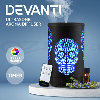 AU36.95 • Buy Devanti Ultraconic Aromatherapy Diffuser Aroma Oil Air Humidifier Halloween