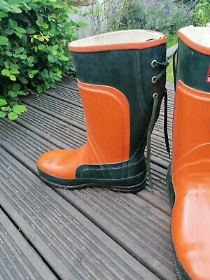 Forester 3000 Super Safe Chainsaw Boots Size 9 • 38£