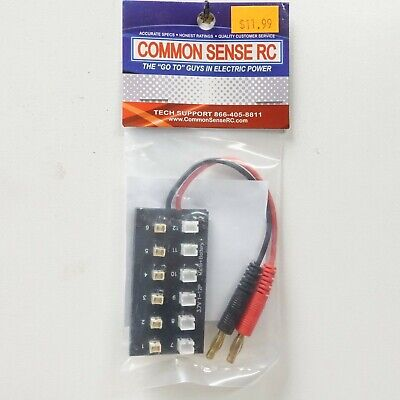 New Paraboard Parallel Charging Board Blade Scout Lipos / Nano Cpx • 6.51£